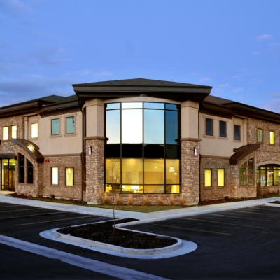 medical office construction  West Jordan